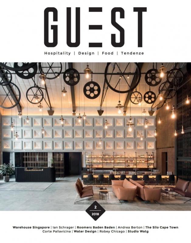 Guest magazine - Gennaio 2018