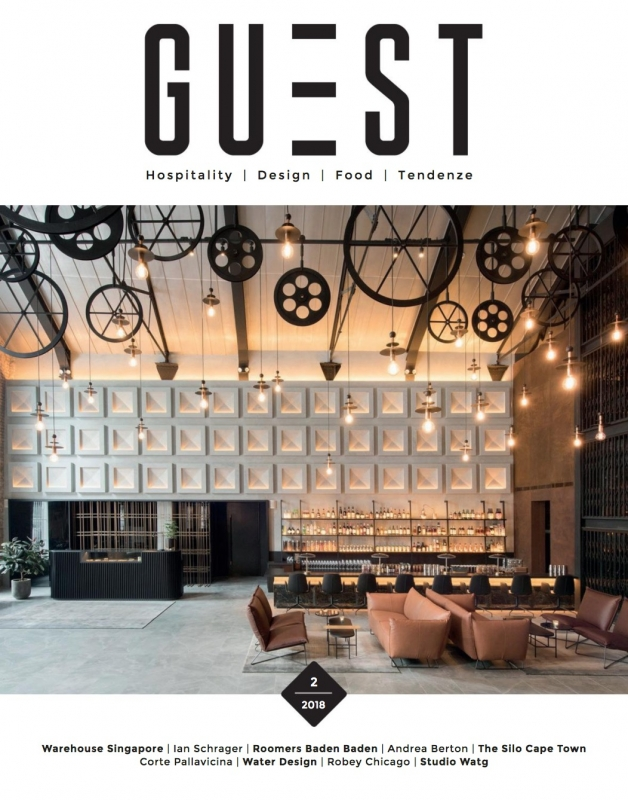 Guest magazine - January 2018