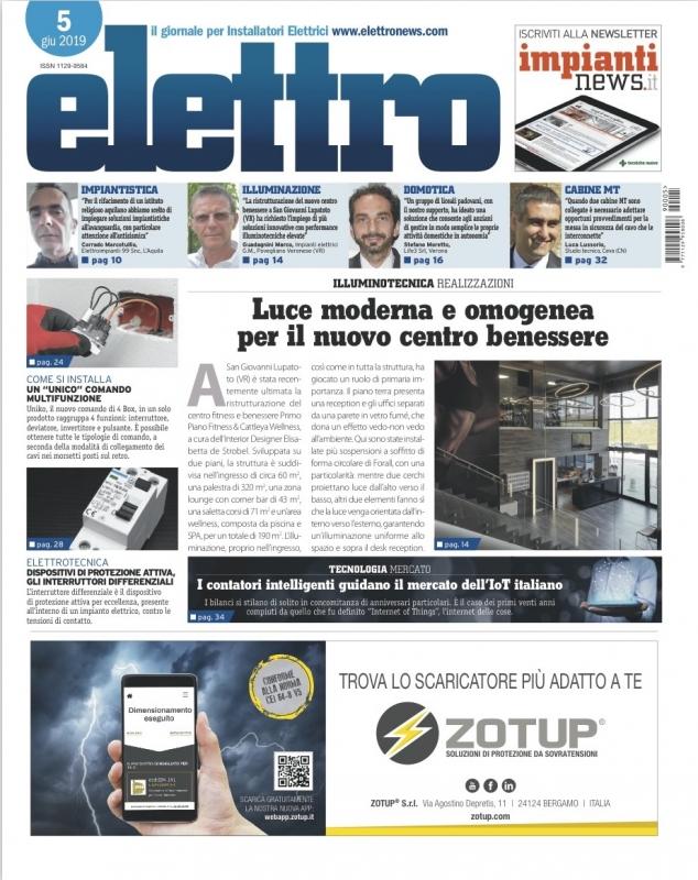 Elettro - Giugno 2019